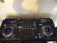 Pioneer Cdj 2000 nexus x2 plus pioneer djm 900 nexus2 mixer
