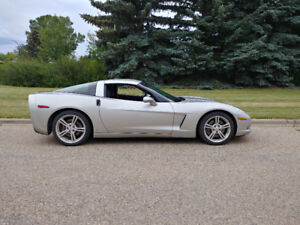 2008 CORVETTE Z51 COUPE - POWER IS YOURS!