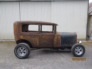 1930 FORD RAT ROD PROJECT