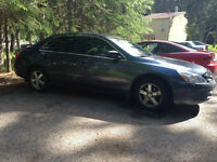 reduced- 2005 honda accord 6500 firm
