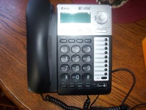 2 line business phone new never used