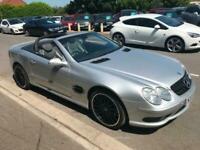 2003 Mercedes-Benz SL SL 500 Auto Convertible Petrol Automatic