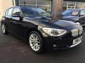 2011 61 BMW 118D 2.0 Urban Start/stop 5dr 1 OWNER FROM NEW SUPERB VALUE