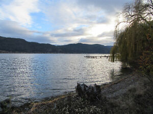 Fabulous Lakefront property great views gentle slope