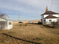 Deal of a life time – vacant lot for sale 55 min from Calgary