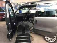 2015 Fiat Doblo 1.4 16V Easy 5dr WHEELCHAIR ACCESSIBLE VEHICLE 5 door Wheelch...