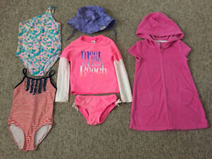 Girls 4T swimsuits
