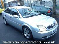 2005 Vauxhall Vectra 1.8 i 16v Club 5dr