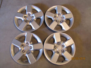 Nissan Rouge Hubcaps