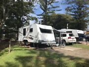 JAYCO STERLING 2011 - 20ft Broadbeach Waters Gold Coast City Preview