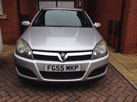 Vauxhall Astra only 57,900 genuine miles.