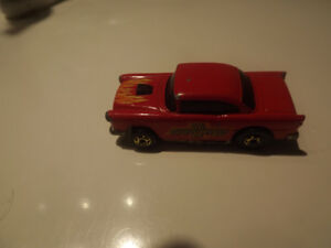 Hot Wheels 1982 55 Chevy Fever