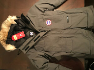BRAND NEW Canada Goose Expedition Parka NWT