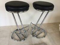 Bar kitchen stools x 2