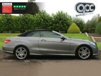 2011 Mercedes-Benz E250 CGI BLUEEFFICIENCY SPORT Auto Convertible Petrol Automat