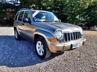 2007 Jeep Cherokee 2.8TD ( 161bhp ) 4X4 Auto Limited #FinanceAvailable