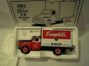 Campbell's Soup Truck - 1951 Ford