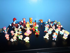 Collectible Miniature Figurines