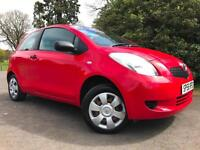 *12 MTHS WARRANTY*12 MTHS MOT*2006(56)TOYOTA YARIS 1.0 VVT-I ICON ONLY 40K*