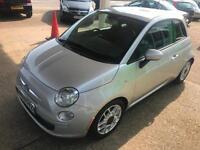 2009 Fiat 500 1.2 SPORT-1 FKeeper - FULL ServIce - 6 Stamps - 2 Keys-MOT JUN18