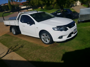 2010 Ford Falcon XR6 ute Thornlie Gosnells Area Preview