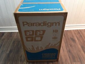 Cinema maison Paradigm CT 100