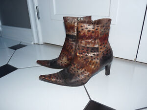 Italian-made Ankle Boots London Ontario image 2