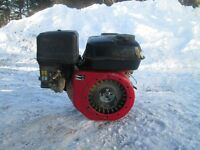 Honda snowblower engine 12hp 200cc with wire for light