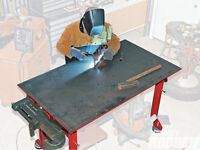 in house and mobile welding