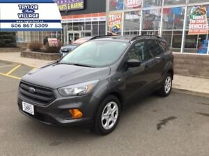 2018 Ford Escape S  - Low Mileage