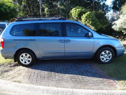 2009 Kia Grand Carnival Wagon Sawtell Coffs Harbour City Preview