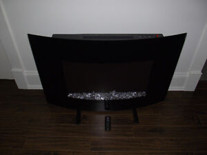 Electric Fireplace (Febo Flame) - NEW