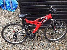 Mountain bike (quad buggy road bike swap