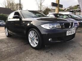 2009 58 BMW 1 SERIES 2.0 120D M SPORT 5DR DIESEL