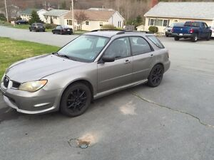 2006 Subaru Impreza Wagon - for parts or repair