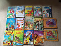 15 Disney Hardback Children's Books
