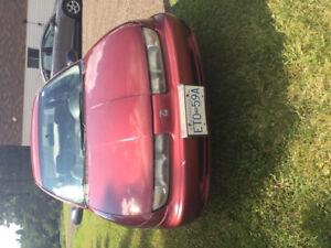 1997 Saturn SL2 Selling As Is  $900 bought in Kelowna