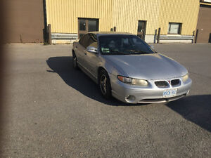 2002 Pontiac Grand Prix Grey Other