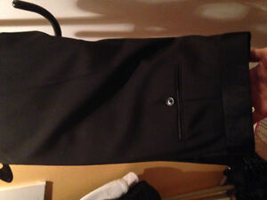 tuxedo used once brand new
