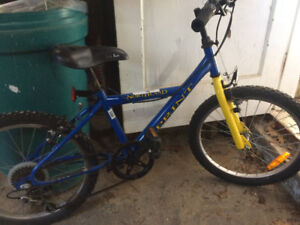 Boy's and Girl's Bikes $20.00 each
