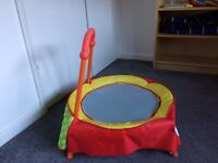 Small trampoline
