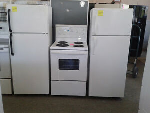 REFRIGERATORS AND STOVES 24 INCH WIDE AND MORE