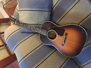 1947 Gibson LG2 acoustic guitar