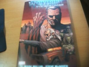 Wolverine: Old Man Logan (Like NEW) Paperback PICK UP ONLY