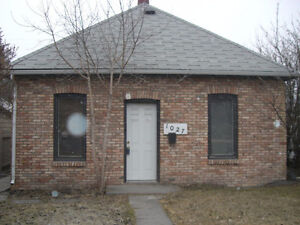 Character brick house in Ramsay