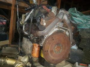 moteur powerstroke 7.3 Diesel Ford
