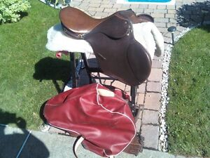 Selle 17' Passier PSP GR III / English Saddle