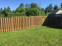 Do you need a new fence?