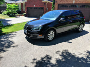 2012 Volkswagen Golf 2.5L Comfortline - Well priced