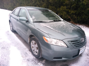 2007 Toyota Camry LE Certified